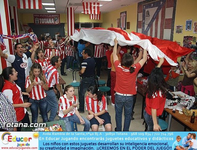 El Atlético de Madrid se impuso en la final de la UEFA Europa League - 31