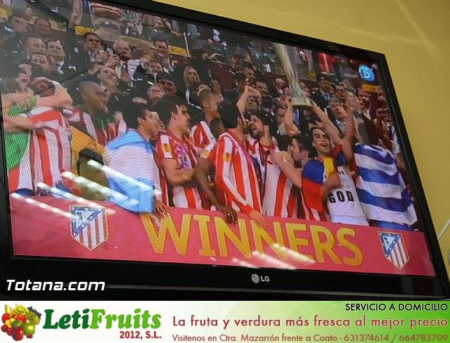 El Atlético de Madrid se impuso en la final de la UEFA Europa League - 54