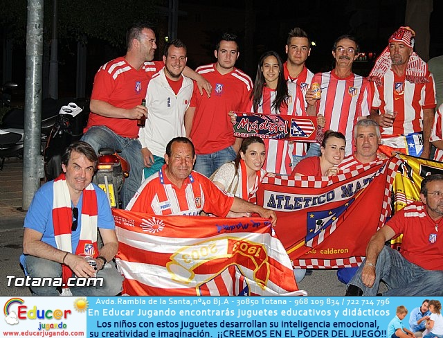 El Atlético de Madrid se impuso en la final de la UEFA Europa League - 57