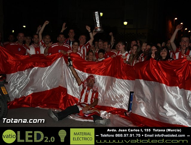 El Atlético de Madrid se impuso en la final de la UEFA Europa League - 61