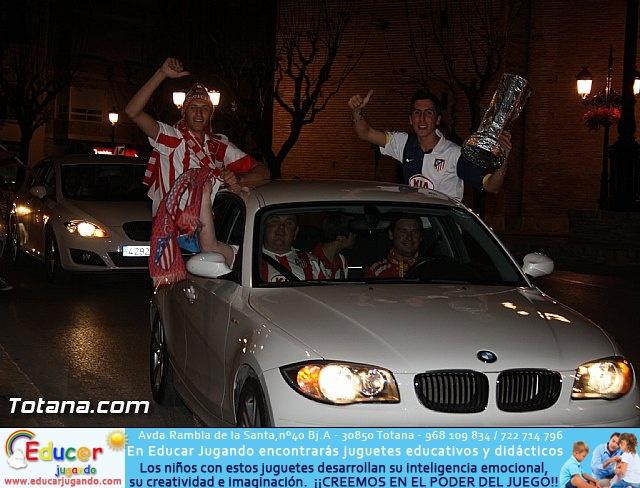 El Atlético de Madrid se impuso en la final de la UEFA Europa League - 64