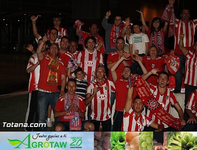 El Atlético de Madrid se impuso en la final de la UEFA Europa League - 74