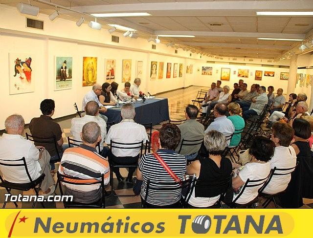Mesa redonda sobre el historiador José María Munuera y Abadía - 1
