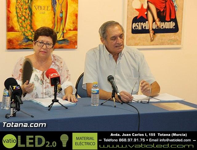 Mesa redonda sobre el historiador José María Munuera y Abadía - 4