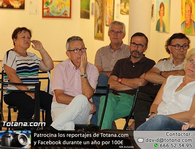 Mesa redonda sobre el historiador José María Munuera y Abadía - 9