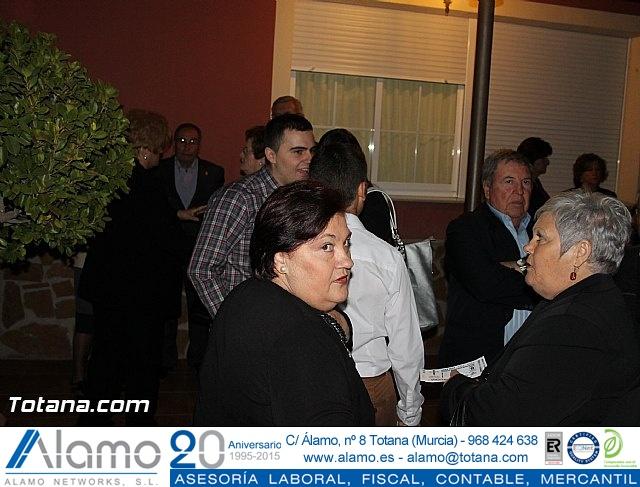 Cena-gala AECC Totana 2013 - 2