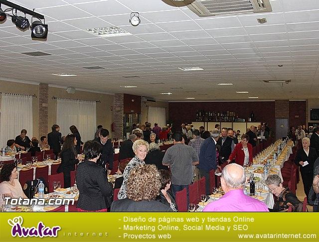 Cena-gala AECC Totana 2013 - 14