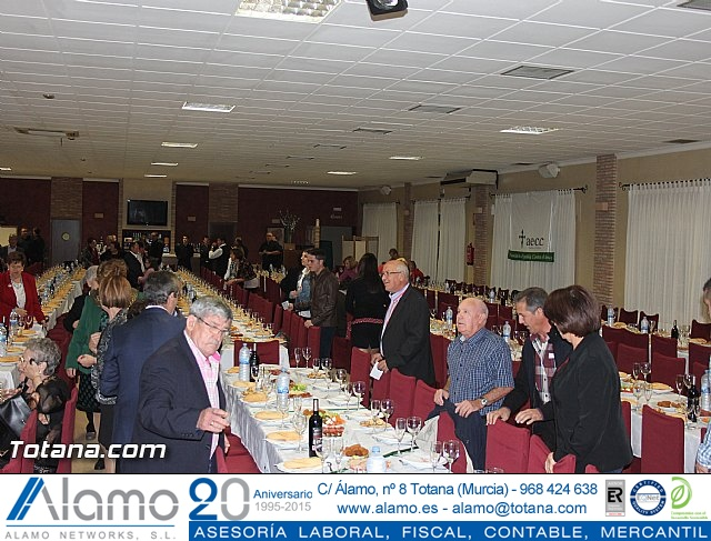 Cena-gala AECC Totana 2013 - 15