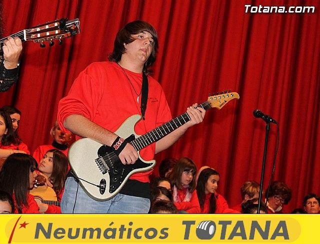 Concierto de Villancicos. Grupo Musical de Ana - 2012 - 17