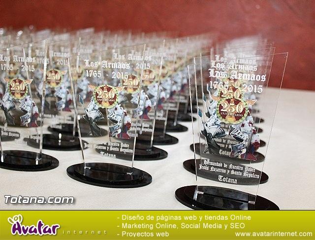 """Comida de Hermandad. 250 Aniversario de los """"Armaos"""" - 1"""