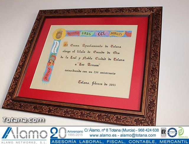 "Desfile de compañías de ""Armaos""  - 250 Aniversario  - 23"