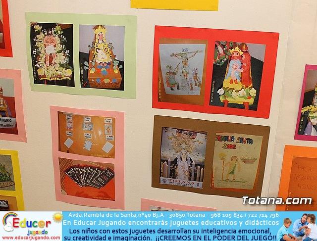 Exposición Así ven los niños la Semana Santa 2013 - 4