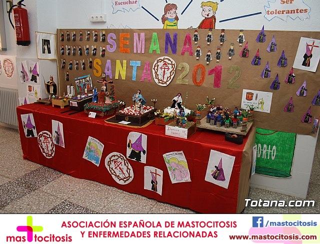 Así ven los alumnos del colegio Santa Eulalia la Semana Santa 2012 - 1