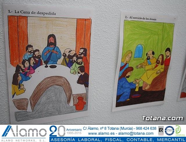 Así ven los alumnos del colegio Santa Eulalia la Semana Santa 2012 - 8