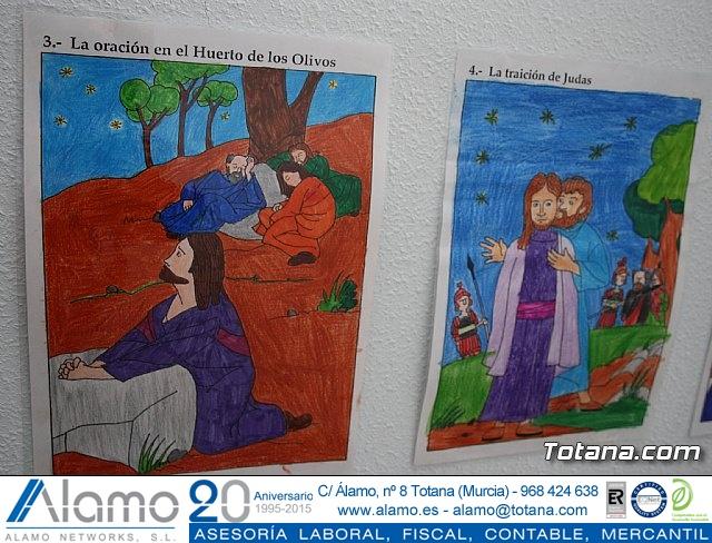 Así ven los alumnos del colegio Santa Eulalia la Semana Santa 2012 - 9