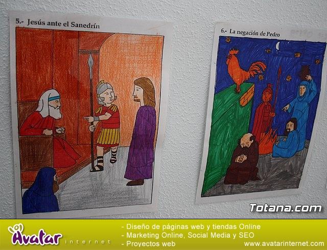 Así ven los alumnos del colegio Santa Eulalia la Semana Santa 2012 - 10
