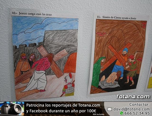 Así ven los alumnos del colegio Santa Eulalia la Semana Santa 2012 - 12