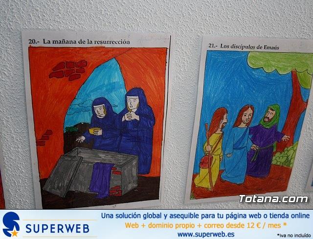 Así ven los alumnos del colegio Santa Eulalia la Semana Santa 2012 - 17