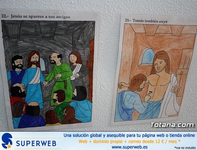 Así ven los alumnos del colegio Santa Eulalia la Semana Santa 2012 - 18