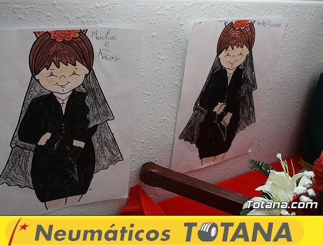 Así ven los alumnos del colegio Santa Eulalia la Semana Santa 2012 - 20