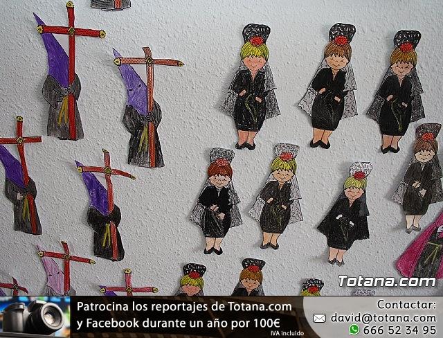 Así ven los alumnos del colegio Santa Eulalia la Semana Santa 2012 - 22