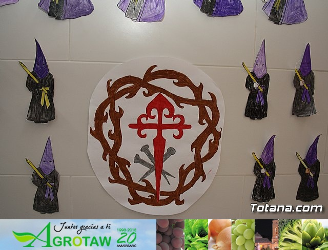 Así ven los alumnos del colegio Santa Eulalia la Semana Santa 2012 - 23