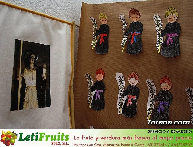 Así ven los alumnos del colegio Santa Eulalia la Semana Santa 2012 - 25