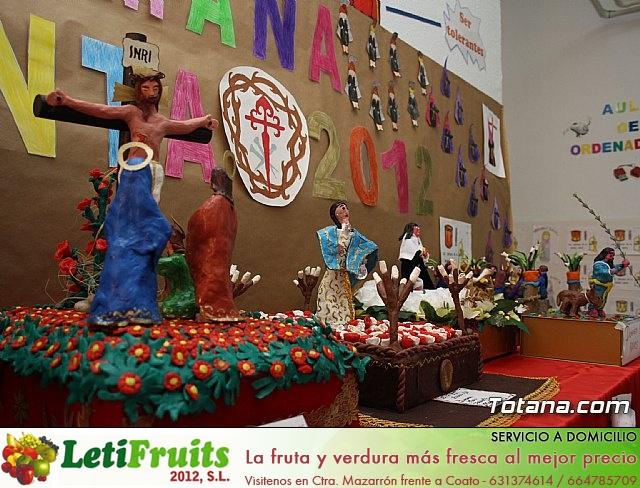 Así ven los alumnos del colegio Santa Eulalia la Semana Santa 2012 - 31