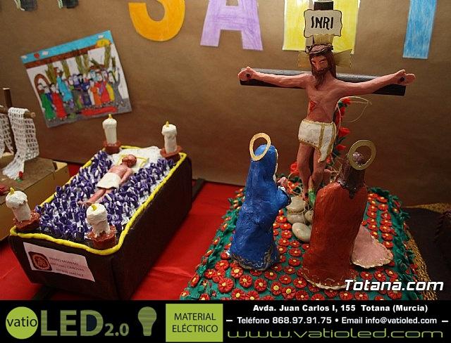 Así ven los alumnos del colegio Santa Eulalia la Semana Santa 2012 - 32