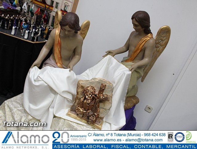 Exposición Así ven los niños la Semana Santa - 2015 - 6