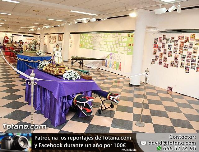 Exposición Así ven los niños la Semana Santa - 2015 - 8