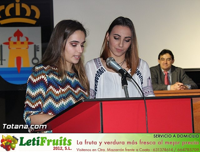 """Diplomas X promoción Bachillerato Internacional IES """"Juan de la Cierva"""" - 22"""