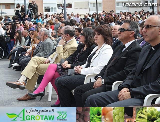 Fotografias Dia de la Musica Nazarena Totana 2014  - 2