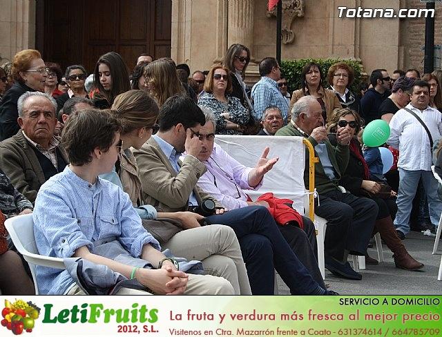 Fotografias Dia de la Musica Nazarena Totana 2014  - 9