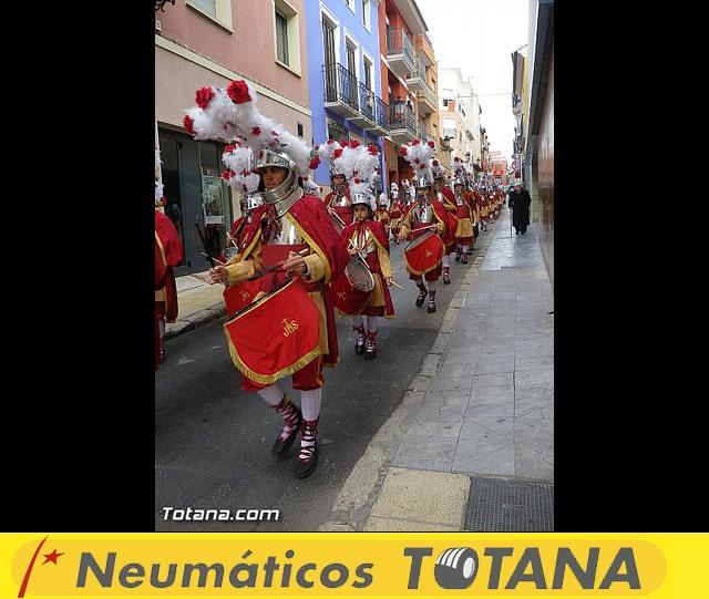 Entrega de la bandera a Los Armaos. Totana 2012 - 6