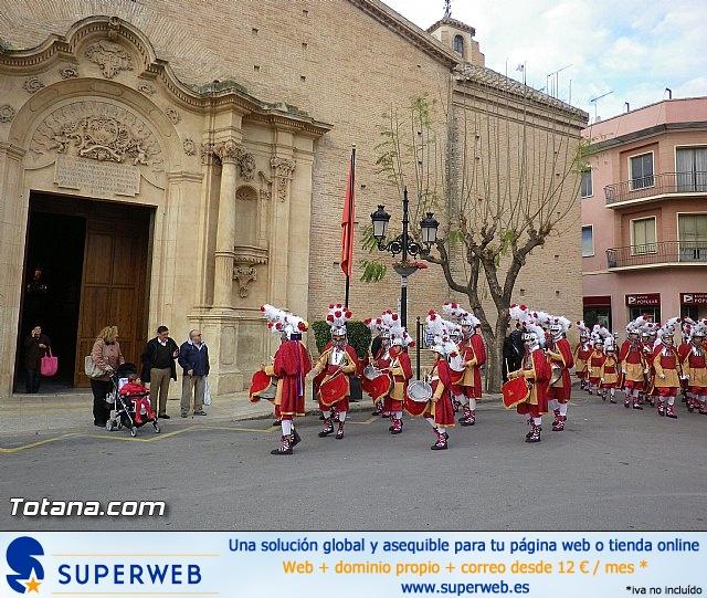 Entrega de la bandera a Los Armaos. Totana 2012 - 9