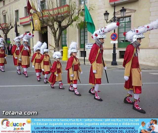 Entrega de la bandera a Los Armaos. Totana 2012 - 12