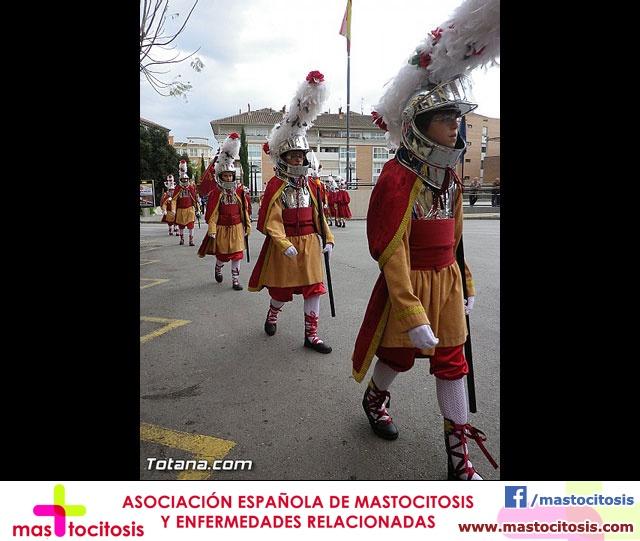 Entrega de la bandera a Los Armaos. Totana 2012 - 29