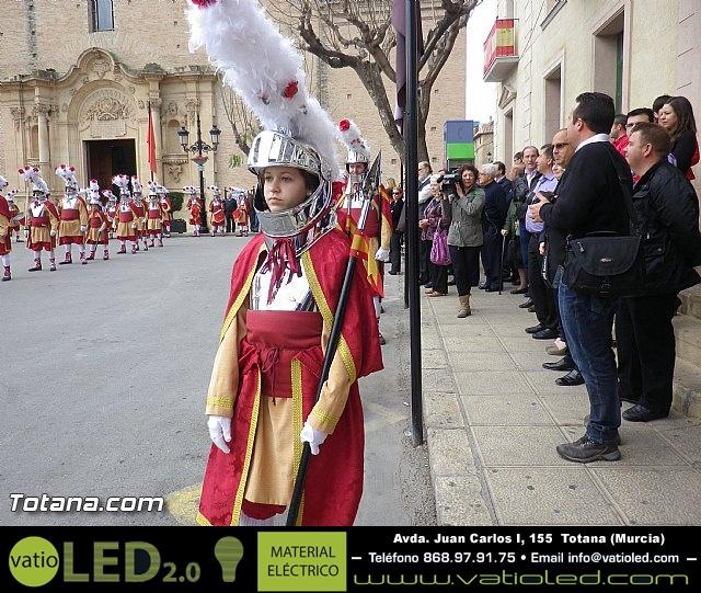 Entrega de la bandera a Los Armaos. Totana 2012 - 34