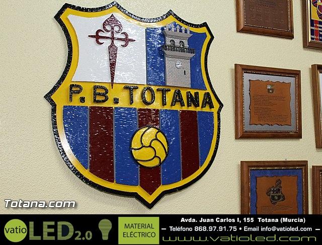 Celebración en Totana de la quinta Champions y segundo triplete del Barça - 1