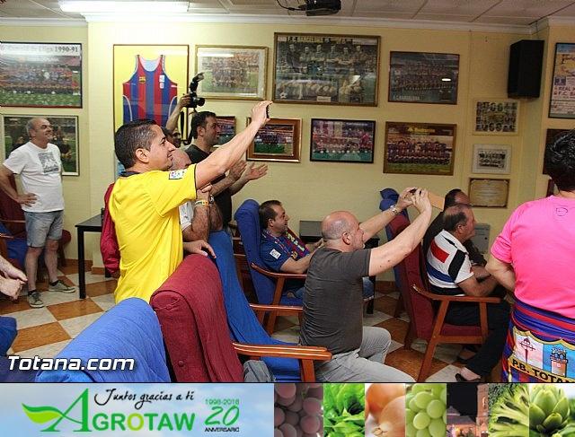 Celebración en Totana de la quinta Champions y segundo triplete del Barça - 22
