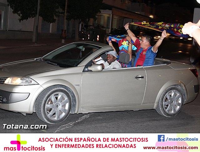 Celebración en Totana de la quinta Champions y segundo triplete del Barça - 27
