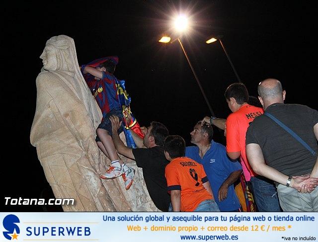 Celebración en Totana de la quinta Champions y segundo triplete del Barça - 29