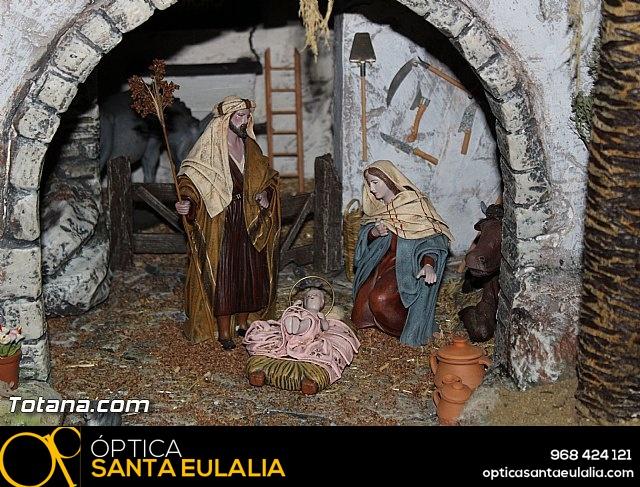 Belén Hdad de Santa María Cleofé y Coronación de Espinas 2016 - 3