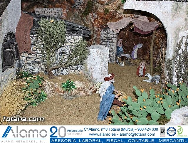 Belén Hdad de Santa María Cleofé y Coronación de Espinas 2016 - 4