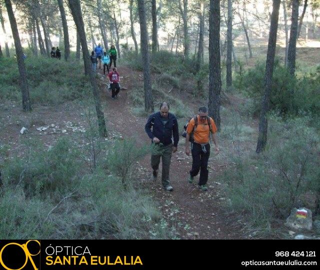 Sendero del Berro - Club Senderista de Totana - 23/10/2016 - 28