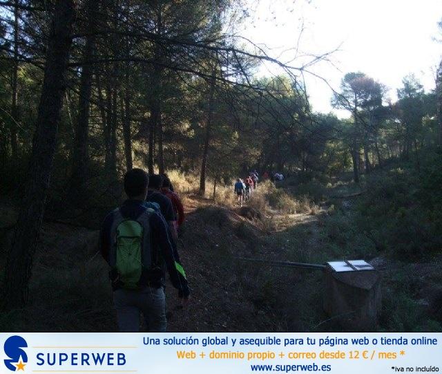 Sendero del Berro - Club Senderista de Totana - 23/10/2016 - 34