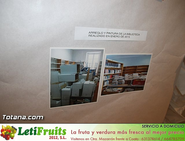 Acto 50 aniversario Biblioteca Municipal - 12