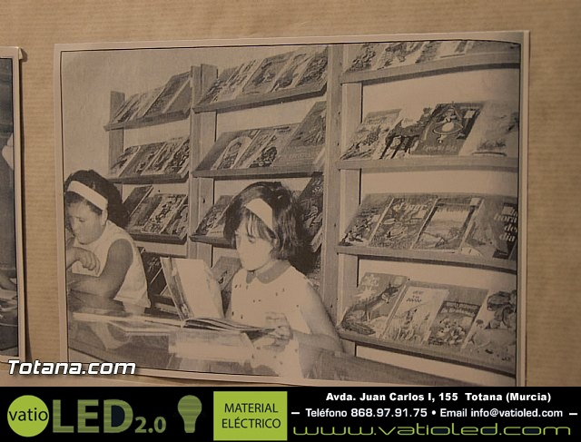 Acto 50 aniversario Biblioteca Municipal - 15