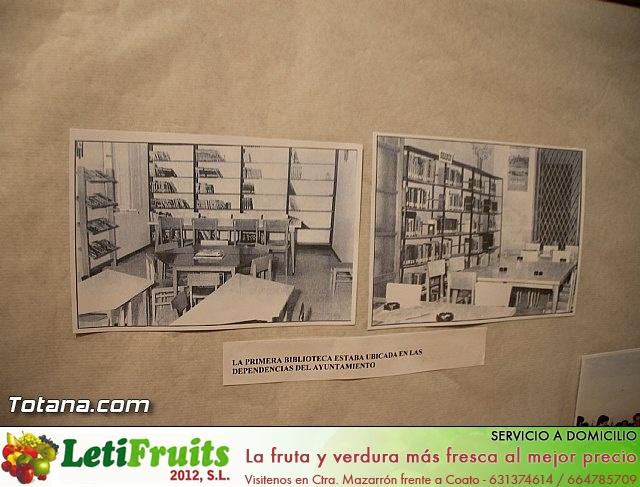 Acto 50 aniversario Biblioteca Municipal - 18